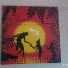 Discos de vinilo: 10 PULGADAS LOS PLANETAS EL ESPIRITU DE LA NAVIDAD INDIE POP ESPAÑA. Lote 122265175