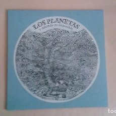Discos de vinilo: 10 PULGADAS LOS PLANETAS Y ADEMAS ES IMPOSIBLE INDIE POP SPAIN. Lote 122265587