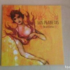 Discos de vinilo: 10 PULGADAS LOS PLANETAS NO ARDIERAS INDIE POP SPAIN. Lote 122265767