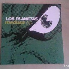 Discos de vinilo: 10 PULGADAS LOS PLANETAS MEDUSA E.P. INDIE POP ESPAÑA. Lote 122265999