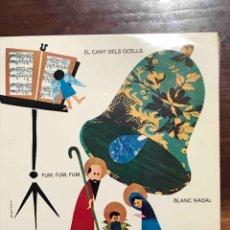 Discos de vinilo: DDAA - UN NADAL CATALÀ (VOL. I) (MARFER, 1967) EP VERMELL. Lote 122266119