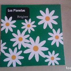 Discos de vinilo: 10 PULGADAS LOS PLANETAS BRIGGITE INDIE POP SPAIN. Lote 122266175
