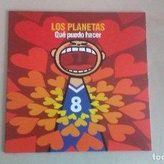 Discos de vinilo: 10 PULGADAS LOS PLANETAS QUE PUEDO HACER INDIE POP ESPAÑA. Lote 122266347