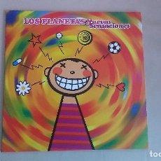 Discos de vinilo: 10 PULGADAS LOS PLANETAS NUEVAS SENSACIONES INDIE POP ESPAÑA. Lote 122266531