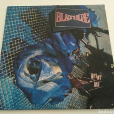 Discos de vinilo: BLACK 'N BLUE - WITHOUT LOVE. Lote 122270308