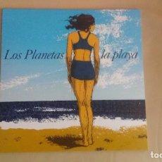 Discos de vinilo: 10 PULGADAS LOS PLANETAS LA PLAYA INDIE POP ESPAÑA. Lote 122270979