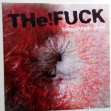 Discos de vinilo: THE! FUCK TRANSEXUAL BLUES- SPAIN LP 2010+ INSERT- SPANISH PUNK GARAGE-COMO NUEVO.. Lote 122273303