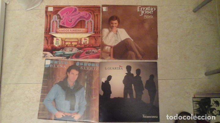 LOTE DE 28 DISCOS VARIADOS - MIGUEL RIOS, SERRAT, OSBORNE, PARRITA, VICKY LARRAZ.... (Música - Discos - LP Vinilo - Otros estilos)