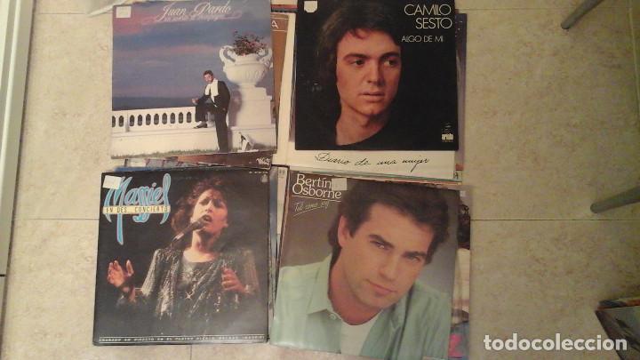 Discos de vinilo: Lote de 28 discos variados - Miguel Rios, Serrat, Osborne, Parrita, Vicky Larraz.... - Foto 5 - 122274063