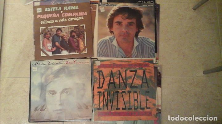 Discos de vinilo: Lote de 28 discos variados - Miguel Rios, Serrat, Osborne, Parrita, Vicky Larraz.... - Foto 6 - 122274063
