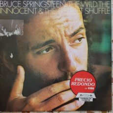 Discos de vinilo: LP BRUCE SPRINGSTEEN THE WILD,THE INNOVENT & THE E STREET SHUFLE. Lote 122277388