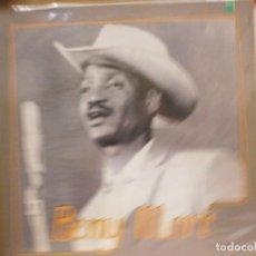 Discos de vinilo: LP. DOBLE BENY MORE - SEMILLA DEL SON. Lote 122278683