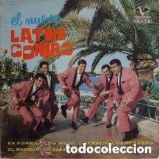 Discos de vinilo: LATIN COMBO - EL NUEVO LATIN COMBO - EP VERGARA 1962. Lote 122283687