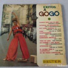 Discos de vinilo: ÉXITOS A GOGÓ BELTER 1967 LOS 3 SUDAMERICANOS CRISTINA Y LOS STOP LOS DE LA TORRE LOS 4 ROS. Lote 122299743