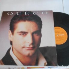 Discos de vinilo: QUECO-LP AMAME. Lote 122307747