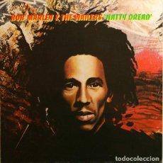 Discos de vinilo: BOB MARLEY & THE WAILERS – NATTY DREAD (ED.: ESPAÑA, 1989). Lote 122309587