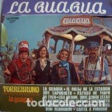 Discos de vinilo: LP TORREBRUNO . LA GUAGUA . Lote 122311111