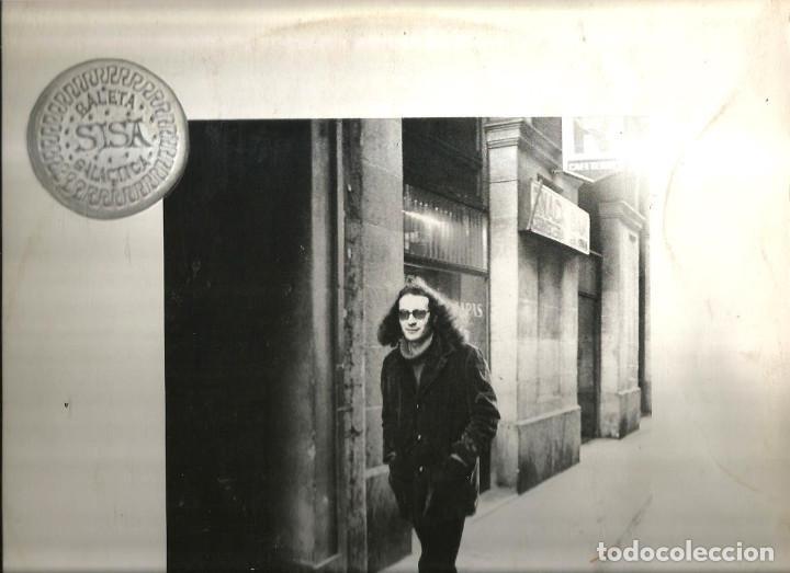 LP SISA : GALETA GALACTICA ( CONTIENE FUNDA INTERIOR CON LAS LETRAS ) (Música - Discos - LP Vinilo - Cantautores Españoles)