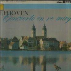 Discos de vinilo: BEETHOVEN. Lote 122342127