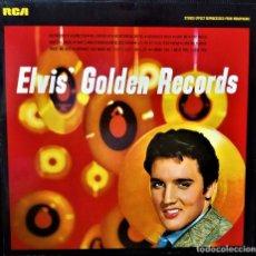 Discos de vinilo: {ELVIS PRESLEY} ELVIS' GOLDEN RECORDS ? LP ? - - GERMANY / NM/NM. Lote 122350259