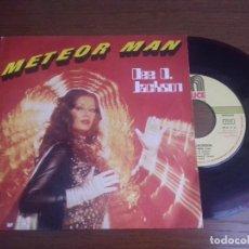 Discos de vinilo: SINGLE - DEE D. JACKSON - METEOR MAN - EDICION ESPAÑOLA - AÑO 1978. Lote 122350287