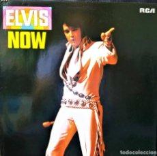 Discos de vinilo: {ELVIS PRESLEY} ELVIS NOW ? LP ? - - GERMANY / NM/NM. Lote 122351455