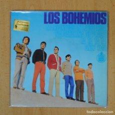 Discos de vinilo: LOS BOHEMIOS - MARIONETAS EN LA CUERDA + 3 - EP. Lote 122371070