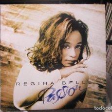 Discos de vinilo: REGINA BELLE - PASSION (LP, ALBUM) 1993. Lote 122390431