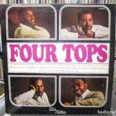 Discos de vinilo: FOUR TOPS - FOUR TOPS (LP, COMP, MONO) 1967 SPAIN. Lote 122410975