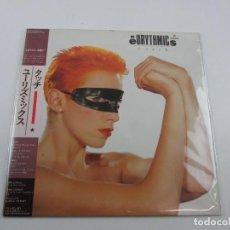 Discos de vinilo: LP VINILO JAPONÉS DE EURYTHMICS - TOUCH. Lote 122413355