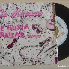 Discos de vinilo: THE MARACAS - ME GUSTA BAILAR (Y CANTAR) - SINGLE ESPAÑOL 1984 - HISPAVOX. Lote 122436787