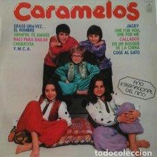 Discos de vinilo: CARAMELOS – CARAMELOS (ED.: ESPAÑA, 1979). Lote 122482435