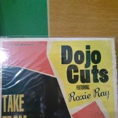 Discos de vinilo: DOJO CUT FEATURING ROXY RAY TAKE FROM ME PRECINTADO. Lote 222381578