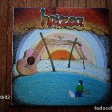 Discos de vinilo: HAIZEA - EDICIÓN DE 1978. Lote 122534227