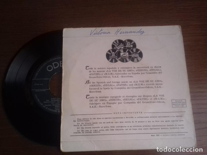 Discos de vinilo: SINGLE - ANTONIO AMAYA - ME GUSTA MI NOVIA - EDITION SPANISH - Foto 2 - 226115051