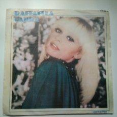 Discos de vinilo: RAFFAELLA CARRA - MAMMA DAMMI 100 LIRE + CALIENTE - SINGLE VINILO PORTUGAL. Lote 197919860