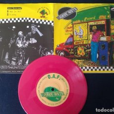 Discos de vinilo: LES HAVE-NOTS: EZLN/SUICIDE/RAS LE BOL/R. SONG SKA-SKACORE-REGGAE-MOD-SKIN. Lote 122546079