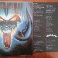Discos de vinilo: MOTORHEAD--ROCK 'N' ROLL.1987.. Lote 122590467