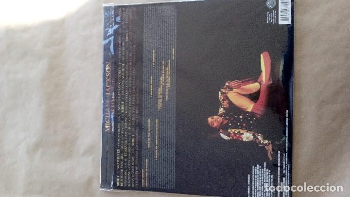 Discos de vinilo: Michael Jackson The remix Suite vinilo álbum nuevo - Foto 3 - 122593471