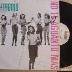 Discos de vinilo: OBJETIVO BIRMANIA - NO TE AGUANTOS MAS - MAXI SINGLE 1984 - WEA. Lote 122596203