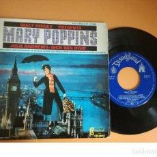 Discos de vinilo: MARY POPPINS. Lote 122599103