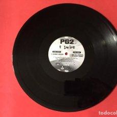Discos de vinilo: PG2 – T-SUBE. Lote 122623171