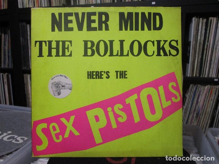 Never mind the bollocks heres the sex pistols consider, what