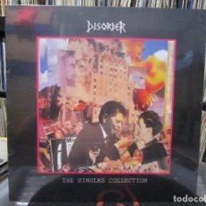 Discos de vinilo: DISORDER- THE SINGLES COLLECTION (LP, COMP, RE) . Lote 122624271