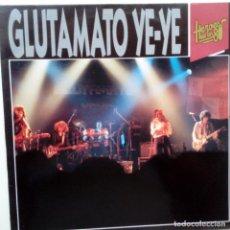 Discos de vinilo: GLUTAMATO YE-YE - HEROES DE LOS 80´S - LP 1990 - EXCELENTE ESTADO.. Lote 122646987