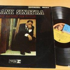 Dischi in vinile: LP FRANK SINATRA. MI RAZON DE VIVIR. REPRISE. HISPAVOX. AÑO 1968. Lote 122649824