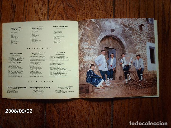 Discos de vinilo: los contrapuntos - agur jaunak + katalin + mutilzarrak + tra la rai - Foto 2 - 122650151