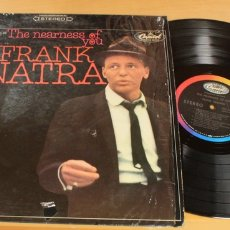 Dischi in vinile: LP FRANK SINATRA. THE NEARNESS OF YOU. CAPITOL RECORDS. Lote 122650932