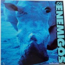 Discos de vinilo: LOS ENEMIGOS- UN TIO CABAL- LP1988 - EXCELENTE ESTADO.. Lote 122651595