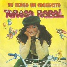 Discos de vinilo: TERESA RABAL. SINGLE PROMOCIONAL. SELLO MOVIEPLAY. EDITADO EN ESPAÑA. AÑO 1981. Lote 122660839